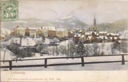 8925 - Lichtensteig - SG St. Gall