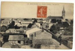 ST MICHEL En L´HERM  - Vue Générale. - Saint Michel En L'Herm