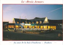 """22216 - POULDREUZIC , Penhors Plage : """" Le Breiz Armor """" Hotel Bar Restaurant-29710.44 YCA - Non Classés"""