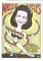 Christian DEFLANDRE  :  Charmeuse De Serpents - Other Illustrators