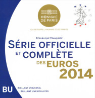 FRANKRIJK - BU SET 2014 - France