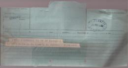 3T - Telegrama Nº 3 - Documentos Antiguos