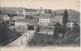 8933 - Kloster Wettingen Lehrer Seminar - AG Argovie