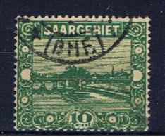DR Saargebiet 1922 Mi 86 Saarbrücken - Saar