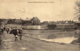 78  Les Alluets Le Roi.  La Noue - Frankreich