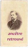 CDV 1870- Identifiée Et Dédicacée-G. THOMAS- à M. Crance-1er Janvier Alger-photo Numa Verdier Carcassonne - Foto