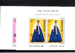 KOREA  KM  718.  POSTFRIS Z PLAKKER - Korea (Nord-)