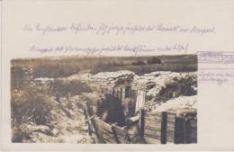 3 Cpa Photo Nieuwpoort Lombardsijde Zeebrugge Oorlog Guerre 14-18 Tranchee Allemande Middelkerke - Nieuwpoort