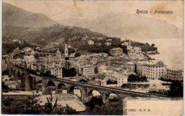 GENOVA RECCO PONTE FERROVIA TRENO - Genova (Genoa)