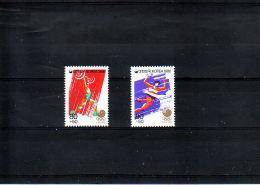 KOREA.  KM  726.  POSTFRIS Z PLAKKER - Korea (Nord-)