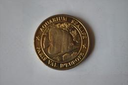 77 - SERRIS - AQUARIUM SEALIFE - LE POISSON CLOWN - MEDAILLE ET PATRIMOINE - Tourist