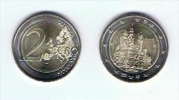 2€ Commémorative ALLEMAGNE 2012  * BAYEN * :  Lettre A  > Neuve Luxe Non Circulée ! ! ! - Alemania