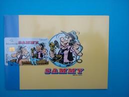 CP-P 43 Sammy (Mint,Neuve) Dans Etui Tirage 2000 Ex Très Rare ! - Belgium
