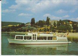 Schluchsee Fahrgastschiff St Nikolaus - Schluchsee
