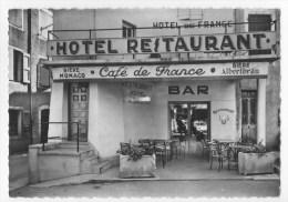 Cpsm St André Les Alpes - Hotel De France - Sin Clasificación