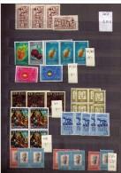 INTERESANTE CLASIFICADOR CON CIENTOS DE SELLOS NUEVOS (VER FOTOS) IDEAL REVENDEDORES (ALTO VALOR EN CATALOGO) - Colecciones (en álbumes)