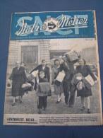 Notre Métier 1946 74 ROUEN MARTAINVILLE LIèGE MARCHES LES DAMES LILLE LENS - Books, Magazines, Comics