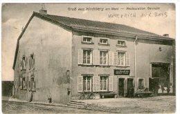 57 KERPRICH AUX BOIS  - RESTAURANT GERMAIN  COLVIS - LOTHRINGEN - Autres Communes