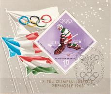 Hungary CTO SS - Winter 1968: Grenoble
