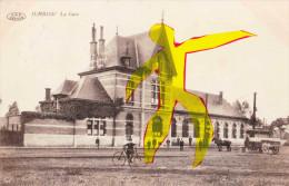 JURBISE - La Gare - Superbe Carte Animée - Jurbise