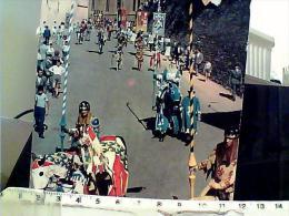 AREZZO GIOSTRA SARACENO SFILATA STORICA VB1963 EI4124 - Arezzo