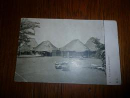 Village Du Dahomey - McDonald's