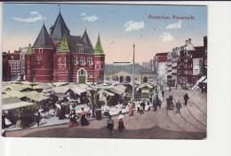 Amsterdam, Nieuwmarkt, Ca 1920 - Amsterdam