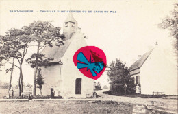 SAINT-SAUVEUR - Chapelle Saint-Georges Ou Croix Ou Pile - Frasnes-lez-Anvaing