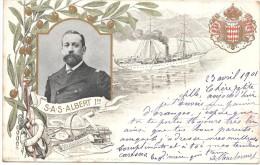 MONACO - S.A.S. ALBERT 1ER - Non Classés