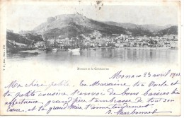 MONACO Et La Condamine - Non Classés