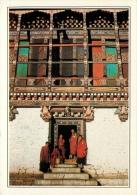 CPSM Bhoutan-Thimbu    L1520 - Bhoutan
