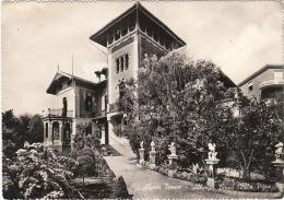 2943.   Abano Terme - Albergo Terme Villa Piave - Giardino - Cure - Italia