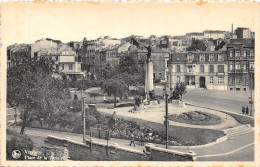 BELGIQUE.      VERVIERS.  PLACE DE LA VICTOIRE.  BEAU PLAN. - Verviers