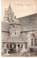 Trégastel (Lannion-Perros-Guirec-Côtes D'Armor)-+/-1920-L'Eglise (XIIe S) Et L'Ossuaire-Edit. Phototypie A.Bruel, Angers - Trégastel