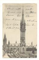 Cp, 29, Saint-Pol-de-Léon, Le Creisker, Le Clocher à Jour, Voyagée 1902 - Saint-Pol-de-Léon