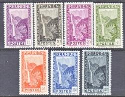 REUNION  ISLAND  126-32   **  * - Reunion Island (1852-1975)