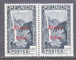 REUNION  ISLAND  187 X 2    ** - Reunion Island (1852-1975)