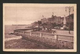 Genova - Provincia - Santa Margherita Ligure - Piazza Colombo - Formato Piccolo - Genova (Genoa)
