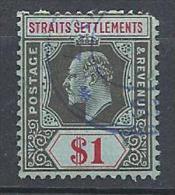 STRAITS SETTLEMENTS  N� 88  OBL