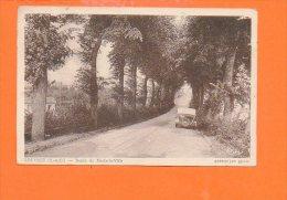 95 LOUVRES - Route De Marly La Ville - Louvres