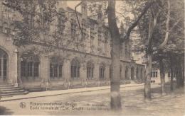 Brugge Bruges    Rijksnormaalschool De Speelplaats                        Scan 6058 - Brugge