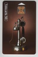 Télécarte De 50.unités - Téléphone AOIP. 1920. Collection Historique. - 2 Scannes. - France