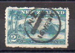 Nouvelle-Zélande N° 110 Oblitéré - Cote 68€ - 1855-1907 Crown Colony
