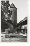 Romont Le Château Et Les Remparts - FR Fribourg