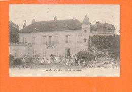 78 ACHERES : Château Basset - Acheres