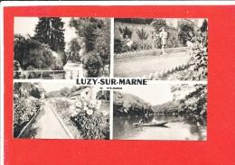52 LUZY Sur MARNE Cpsm Multivues      52 Combier - France