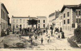 Saint Georges De Didonne Place Des Quinconces   Superbe - Saint-Georges-de-Didonne