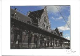 Binche La Gare Intérieure - Binche