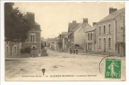 44 - St-ETIENNE-DE-MONTLUC - Le Nouveau Boulevard - Ed. Artaud-Nozais N° 12 - Saint Etienne De Montluc