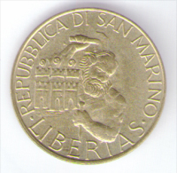 SAN MARINO 200 LIRE 1994 - San Marino